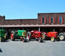 All color of Tractors