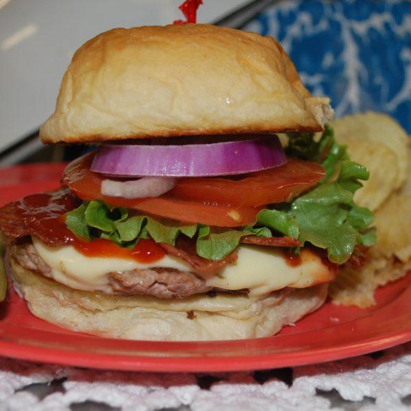 Farm Hand Burger: