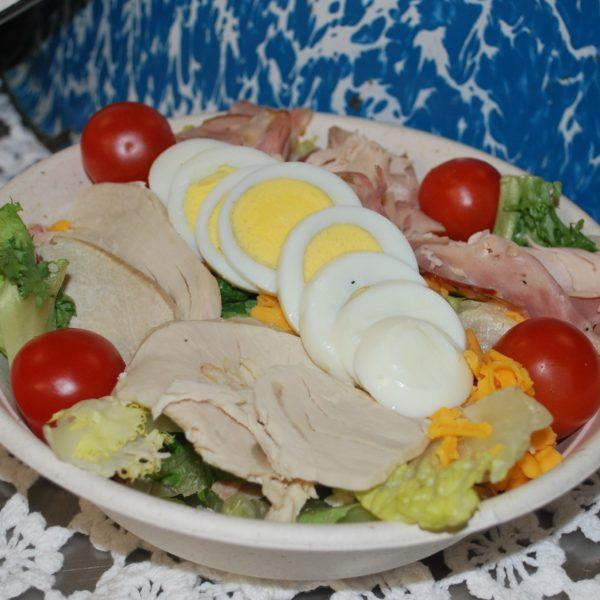 Salad Plate:
