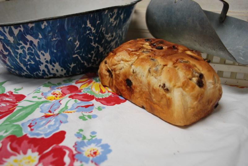 Homemade Raisin Bread